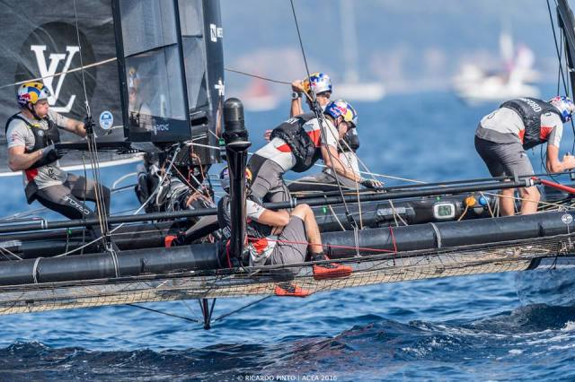 America's Cup Toulon