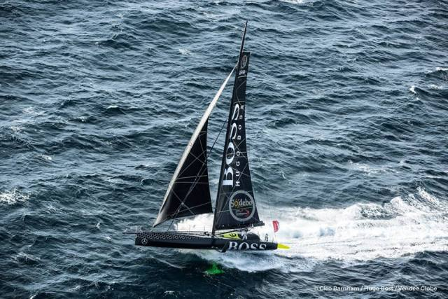 Hugo Boss, Vendee globe