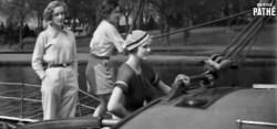 Video Fundstück, drei Frauen, 1933