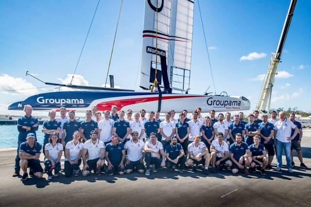 Groupama Team France