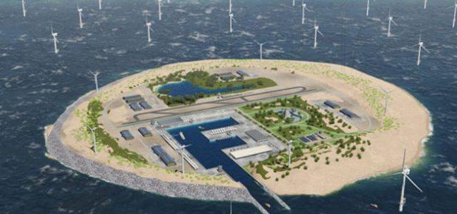 Offshoer Windpark