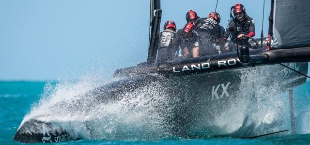 America's cup, historie