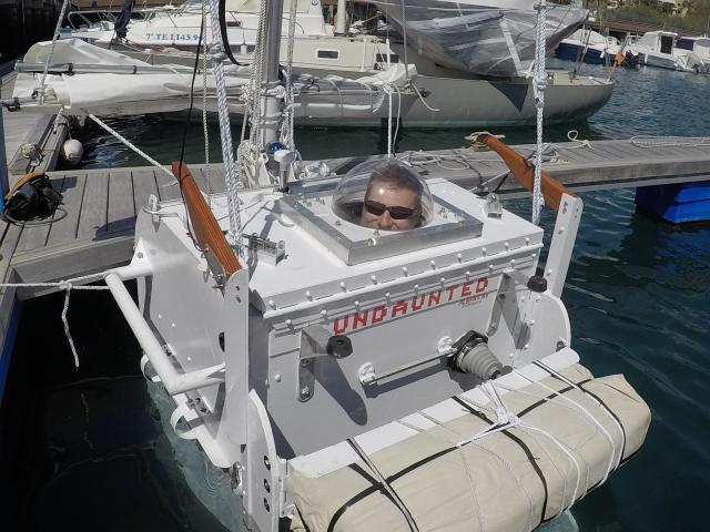 Rekord, Mikrosegeln, Ein-Meter-Boot