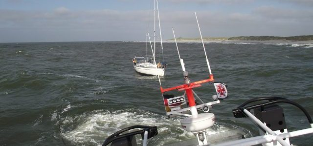 Seenotrettungskreuzer BERNHARD GRUBEN