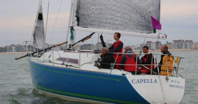 capella, Kiel abgebrochen