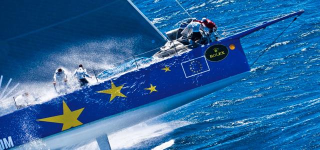 Superyacht, Sydney-Hobart, Esimit europa
