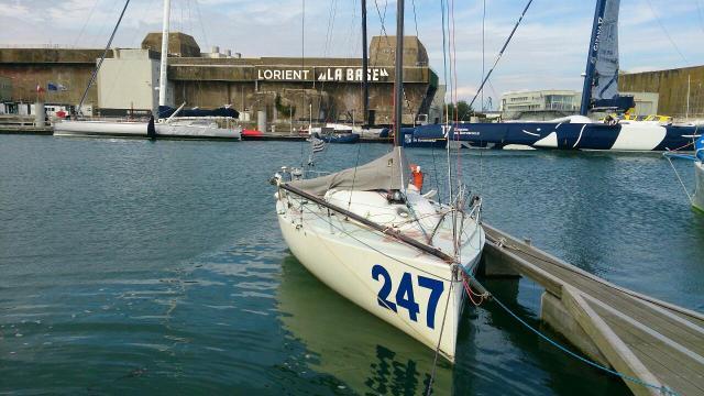 Lorient, Port, La Base