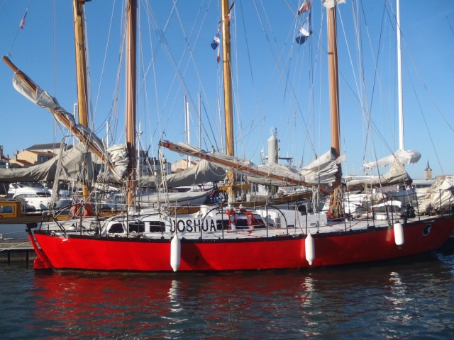 Joshua, One Design Class, Golden Globe Race