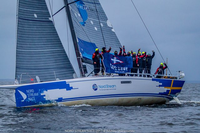 Nord Stream Race