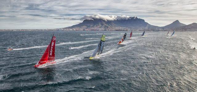 Volvo Ocean Race, Kapstadt