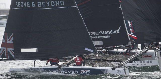 Ainslie Extreme Sailing Series