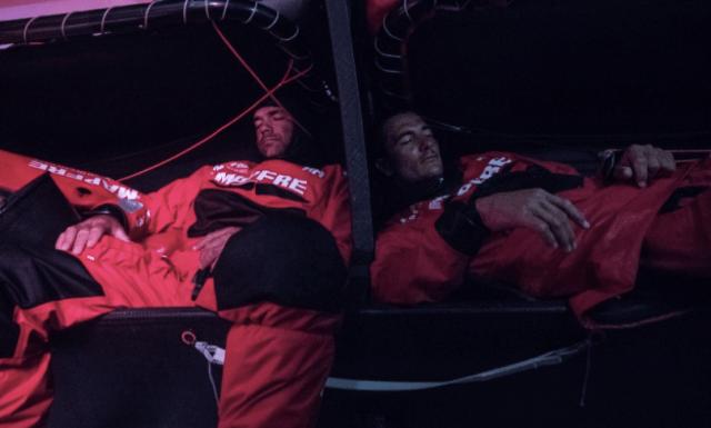 MApfre, Volvo Ocean Race