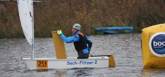 Helge Sach , Eisarsch
