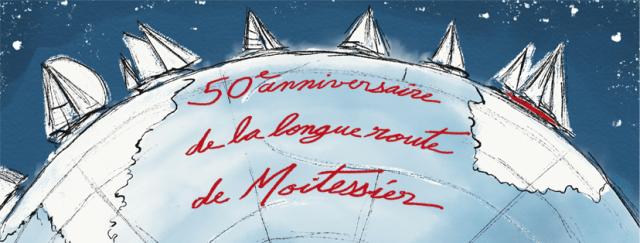 Longue Route, bernard Moitessier, Weltumseglung