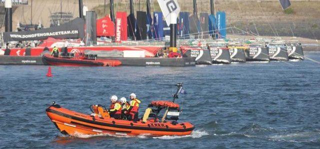 Scheveningen, Unfall, Volvo Ocean Race