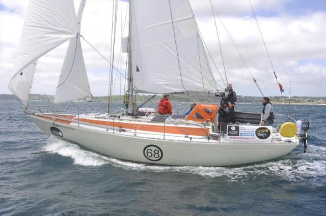 Golden Globe Race , Robin Knox Johnston