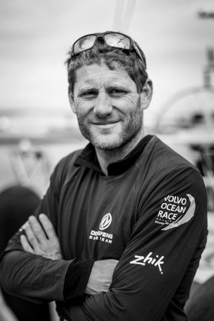 Dongfeng, Charles Caudrelier, Volvo ocean Race