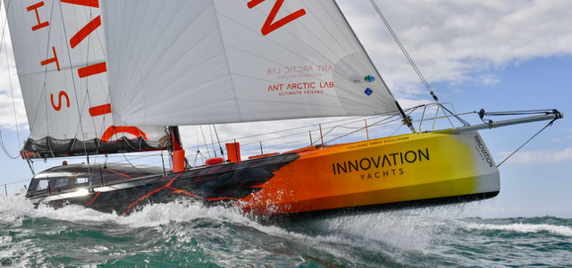Sedlacek, Innovation Yachts, Ant Arctic Lab