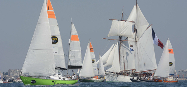 Golden Globe Race, Vendée Globe, Start