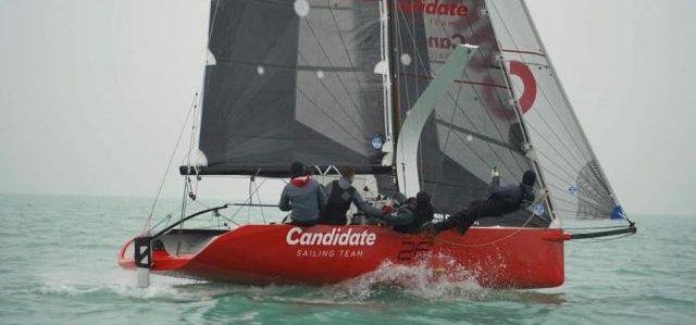 Candidate Sailing, Lago 26