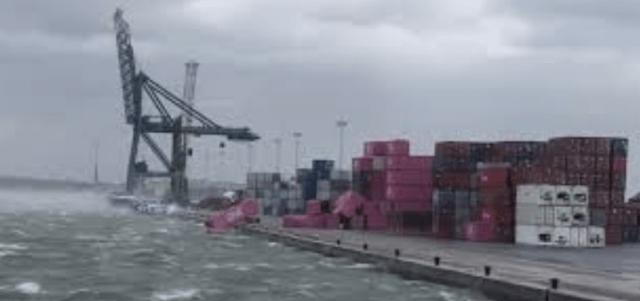 Container verloren