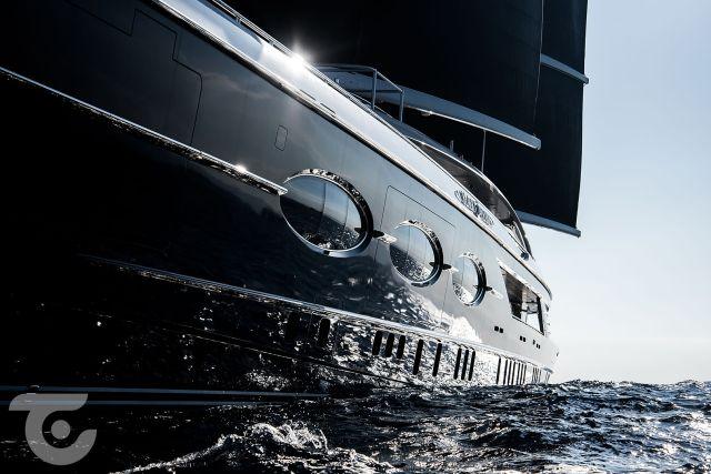 Black Pearl, Megayacht,