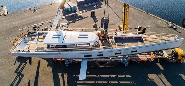 superyacht Canova
