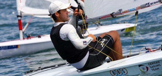 Philipp Buhl, Laser