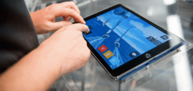 iPad, virtual Regatta