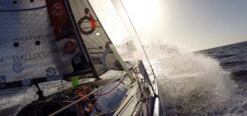 Lipinski, Mini Transat, Sillages