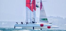 Sail GP, Japan, Outerridge