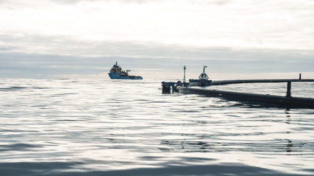 Ocean CleanUp, Plastikmüll, Meeresverschmutzung