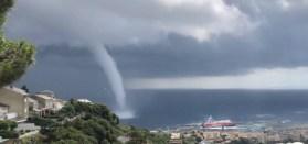 Tornado, Korsika
