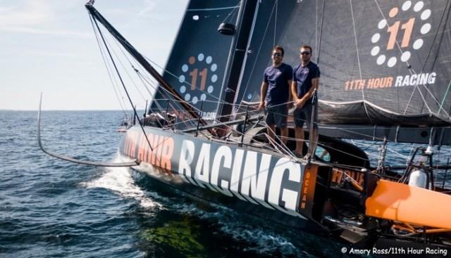 11th Hour Racing, Hugo Boss