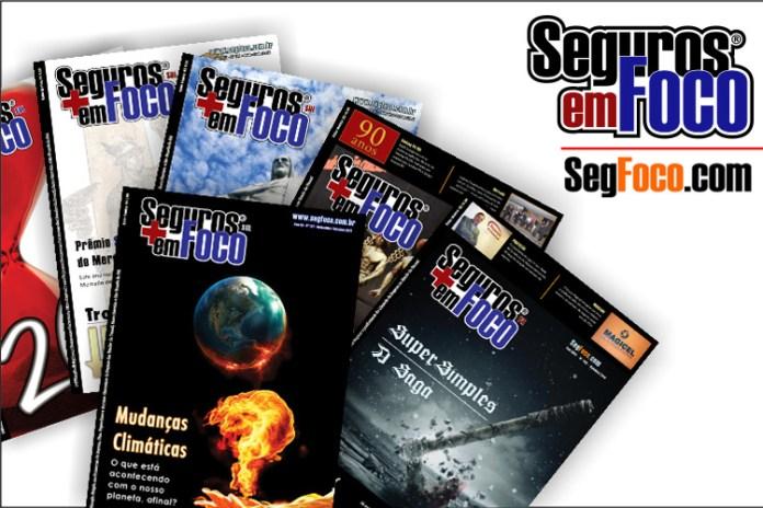 Revista Seguros em Foco - SegFoco