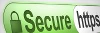 secure https SSL certificate
