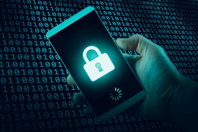 id secreto celular correções de segurança de dados online rastreado