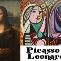 Leonardo and Picasso: Artists of Their Times  www.segmation.com