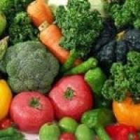 Coloring Each Season with Healthy Food