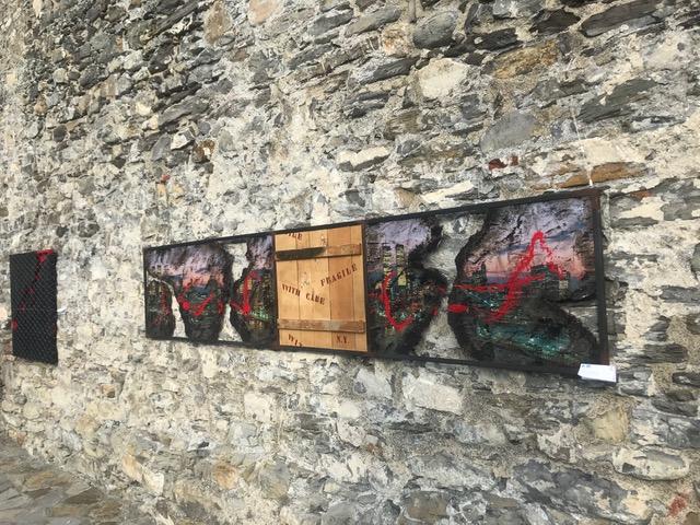 Pillino The Wall