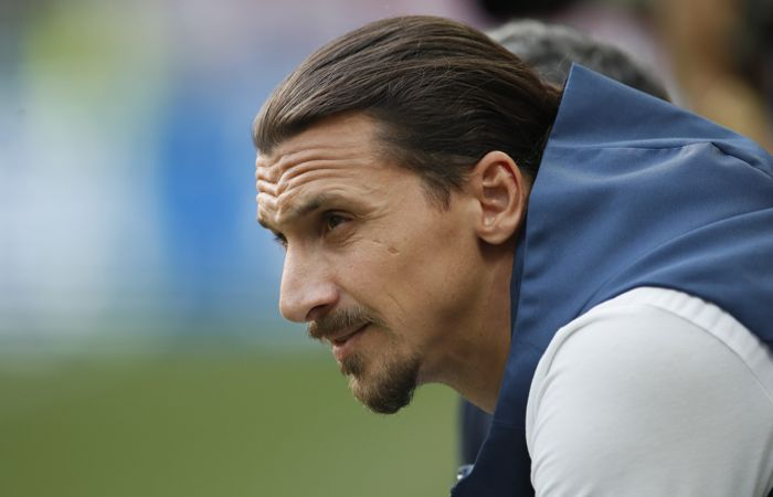 Ибрагимович перешел в «Милан»