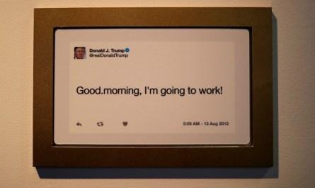 Трамп обвинил компанию Twitter во временной блокировке его аккаунта