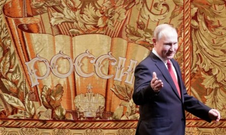 Песков рассказал, как Путин любит встречать Новый год