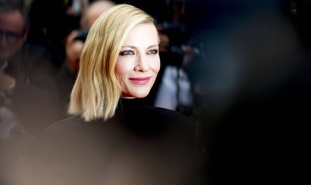 Жюри Венецианского кинофестиваля возглавит актриса Кейт Бланшетт