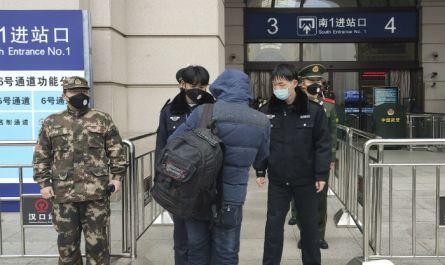 В китайской провинции Хубэй из-за коронавируса закрыли 13 городов