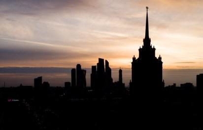 В среду в Москве опять прошла серия фейковых минирований