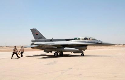 """Четверо пострадали при обстреле иракской авиабазы """"Балад"""""""