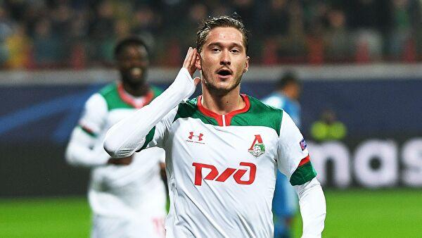 В «Локомотиве» заявили о желании продать Алексея Миранчука за границу