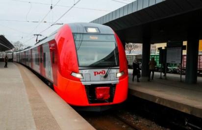 На МЦД-2 произошел сбой в движении поездов