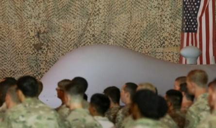 Глава Пентагона опроверг сообщения СМИ о решении США вывести войска из Ирака